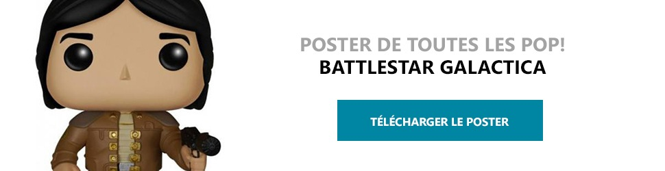Poster Figurines POP Battlestar Galactica