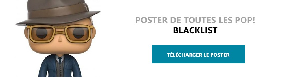 Poster Figurines POP Blacklist