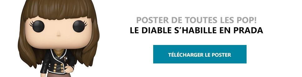 Poster Figurines POP Le Diable s'habille en Prada