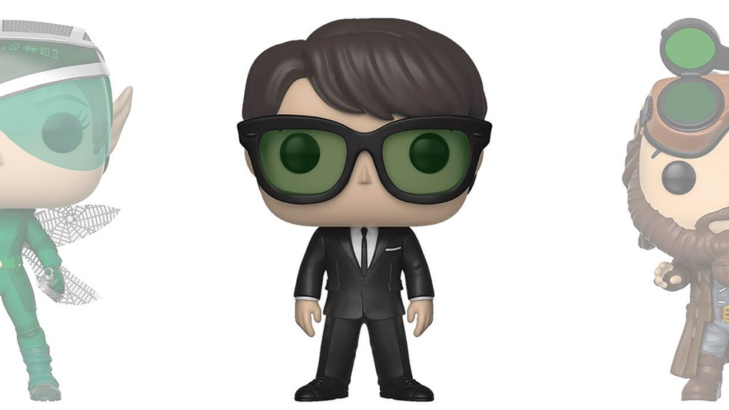 Figurines POP Artemis Fowl