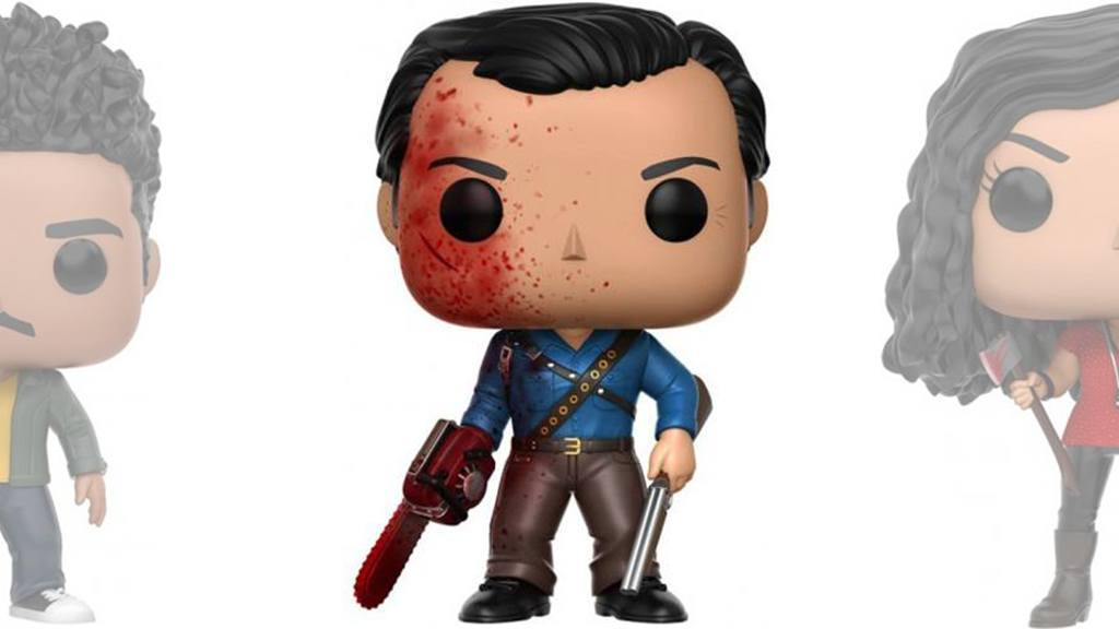 Figurines POP Ash vs Evil Dead