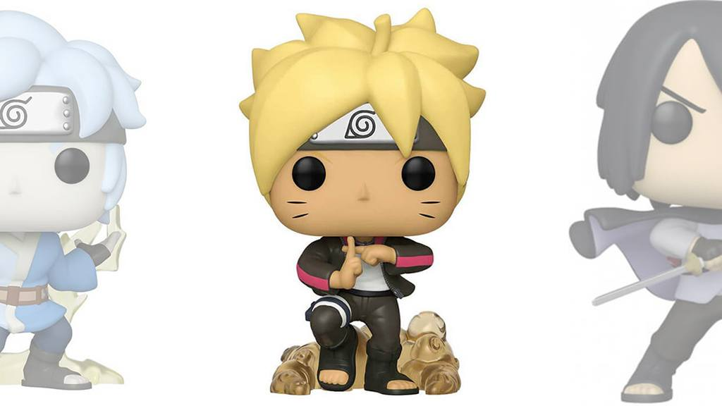 Figurines POP Boruto