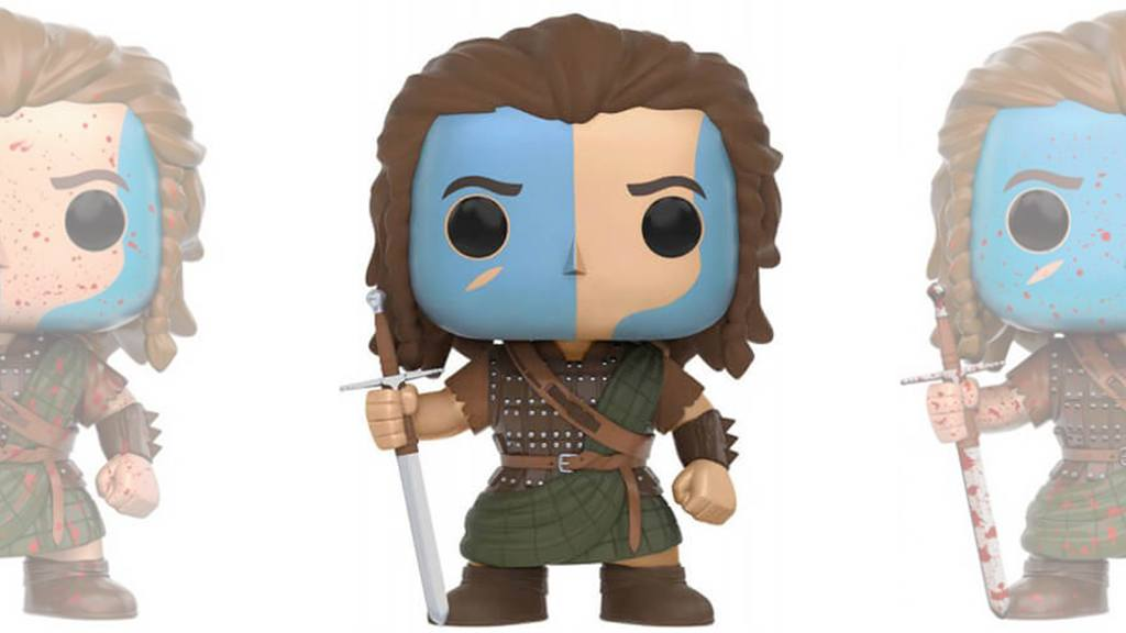 Figurines POP Braveheart