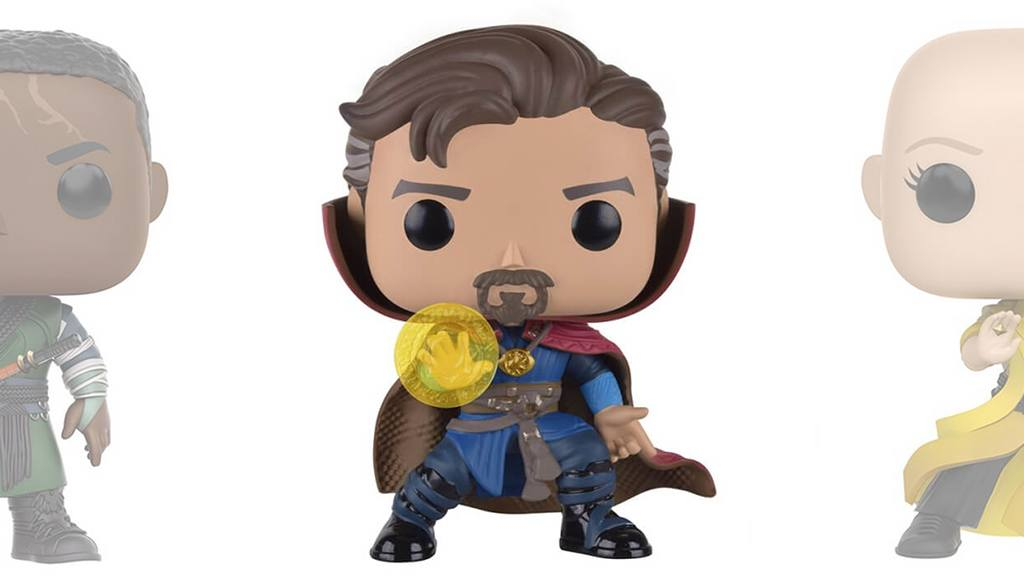 Figurines POP Dr. Strange