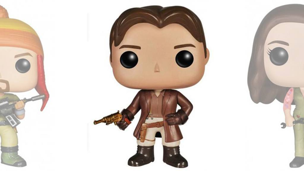 Figurines POP Firefly