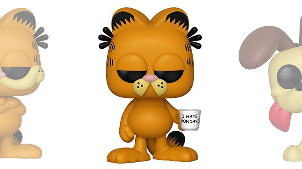 Figurines POP Garfield