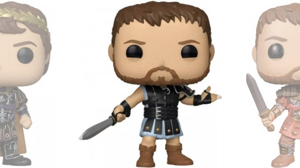 Figurines POP Gladiator