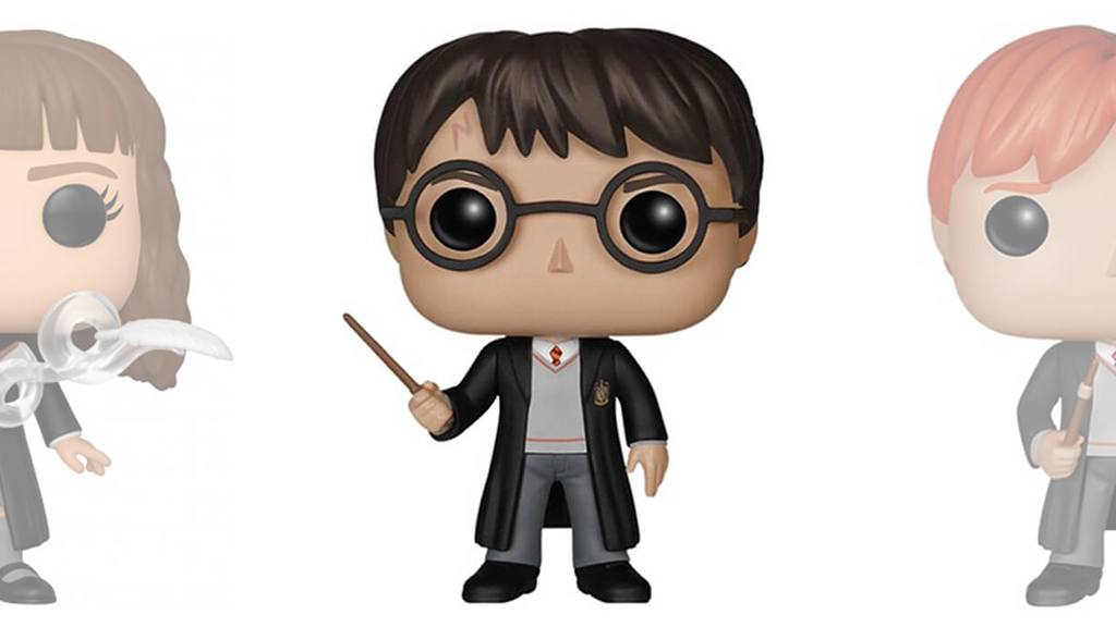 Figurines POP Harry Potter