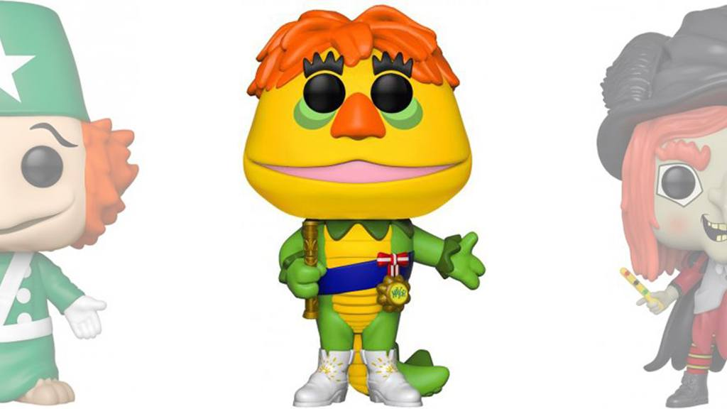 Figurines POP H.R. Pufnstuf