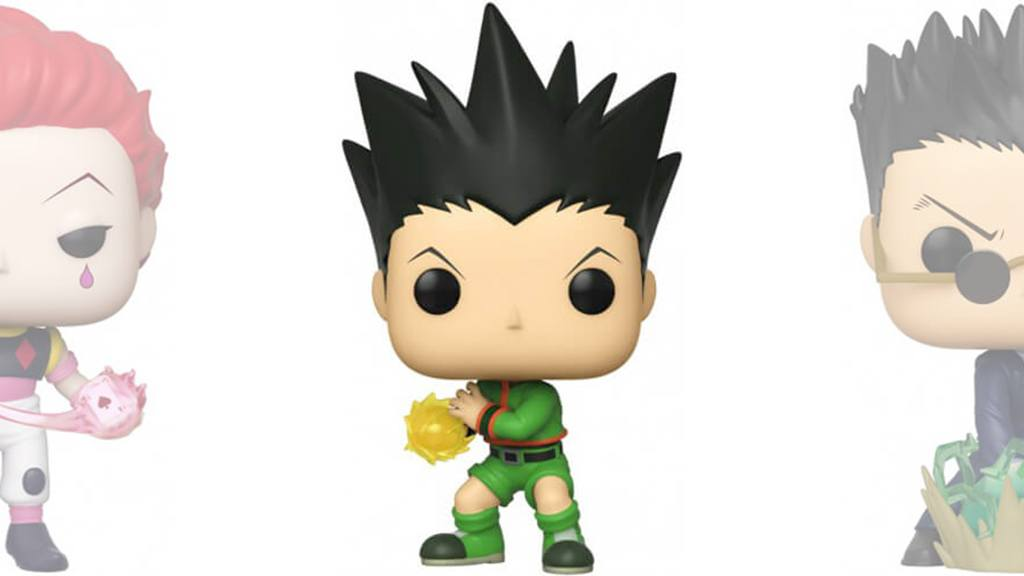 Figurines POP Hunter x Hunter