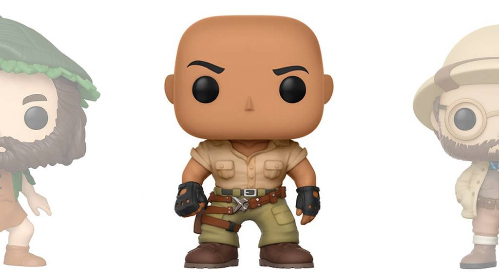Figurines POP Jumanji