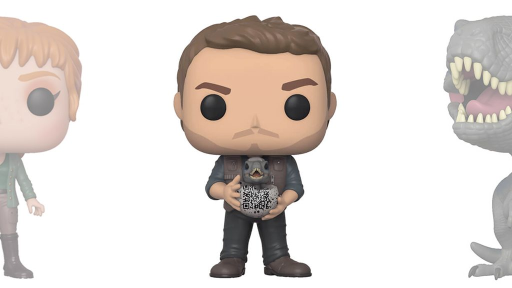 Figurines POP Jurassic World
