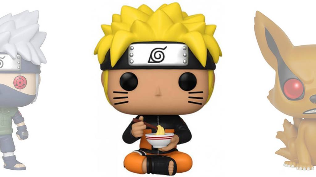 Figurines POP Naruto Shippuden