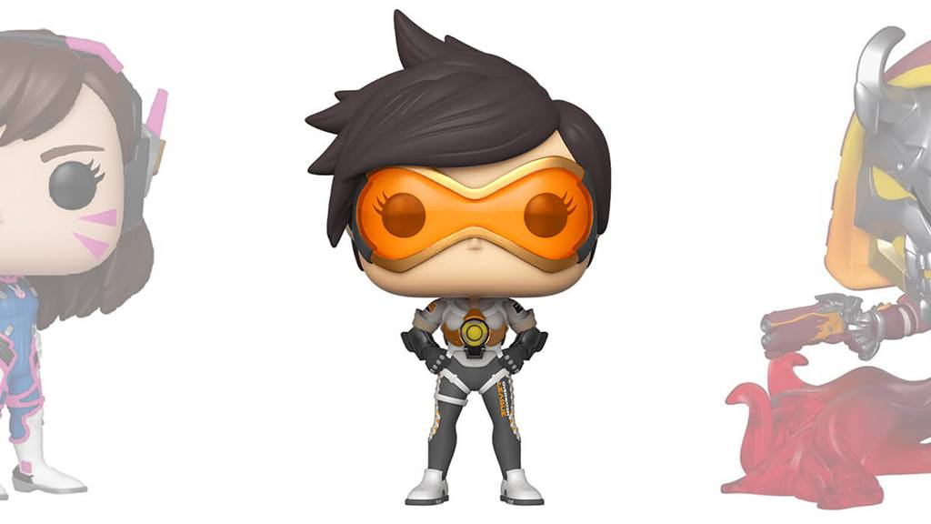 Figurines POP Overwatch