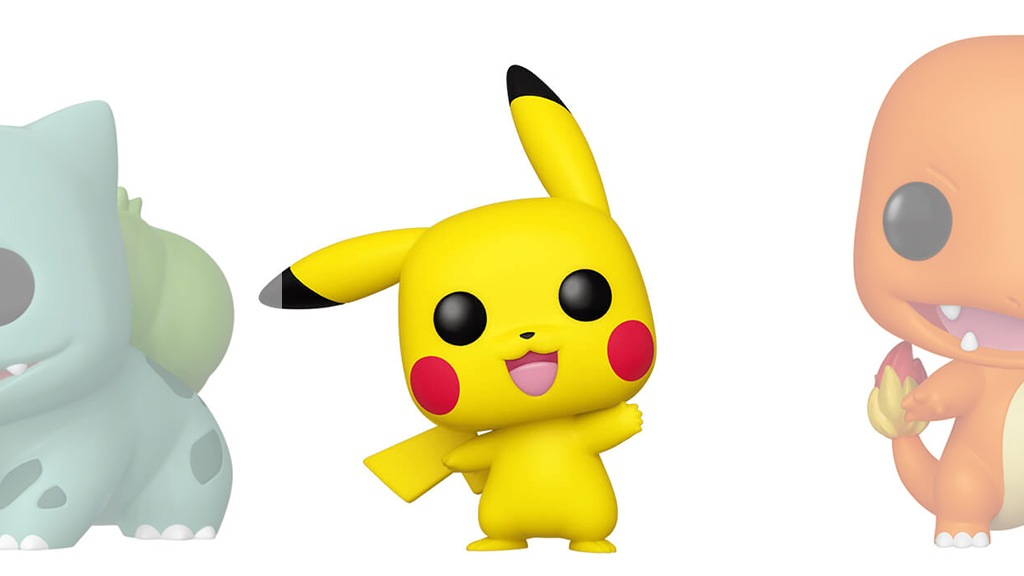Figurines POP Pokémon