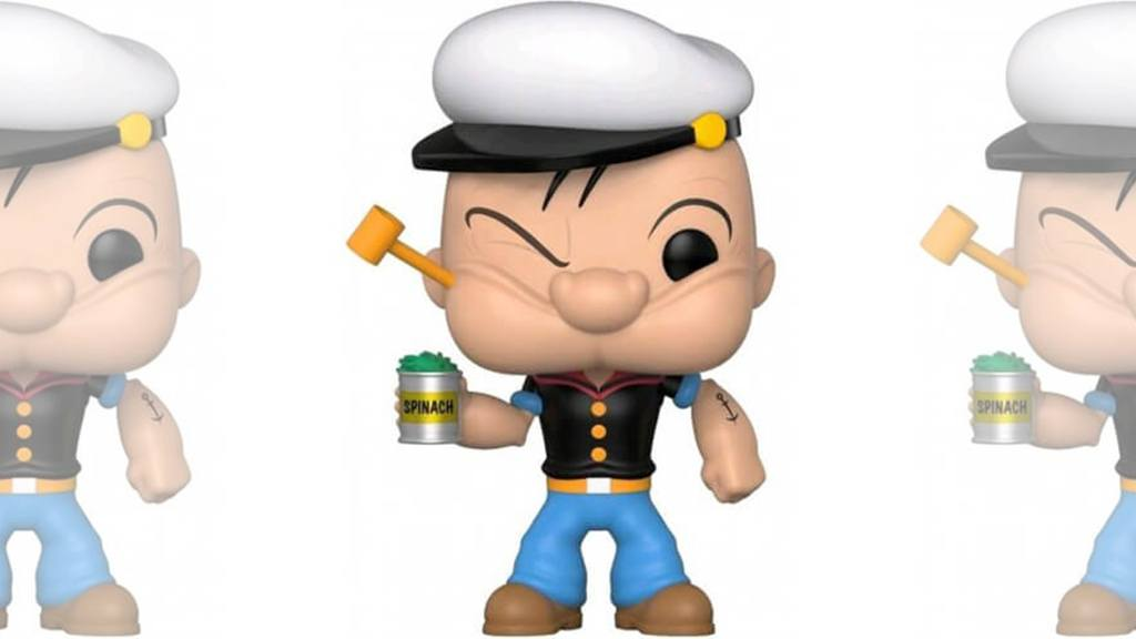Figurines POP Popeye