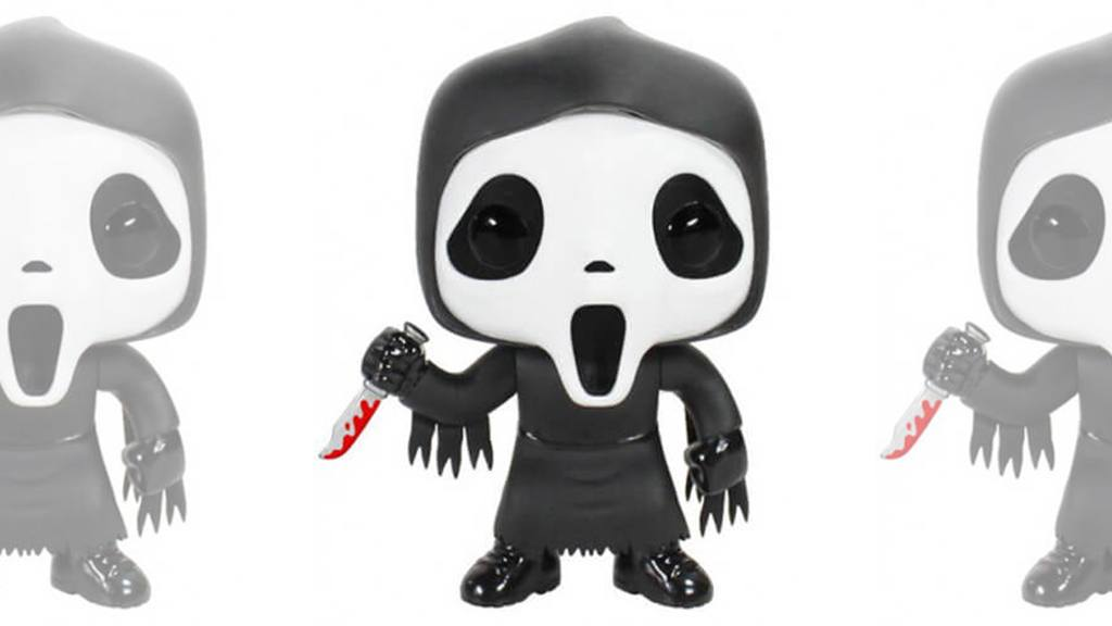 Figurines POP Scream