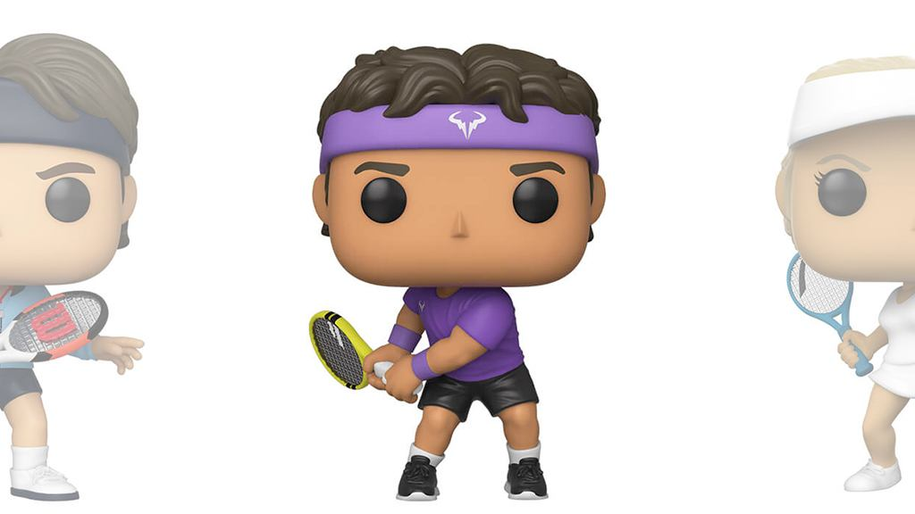 Figurines POP Tennis Legends