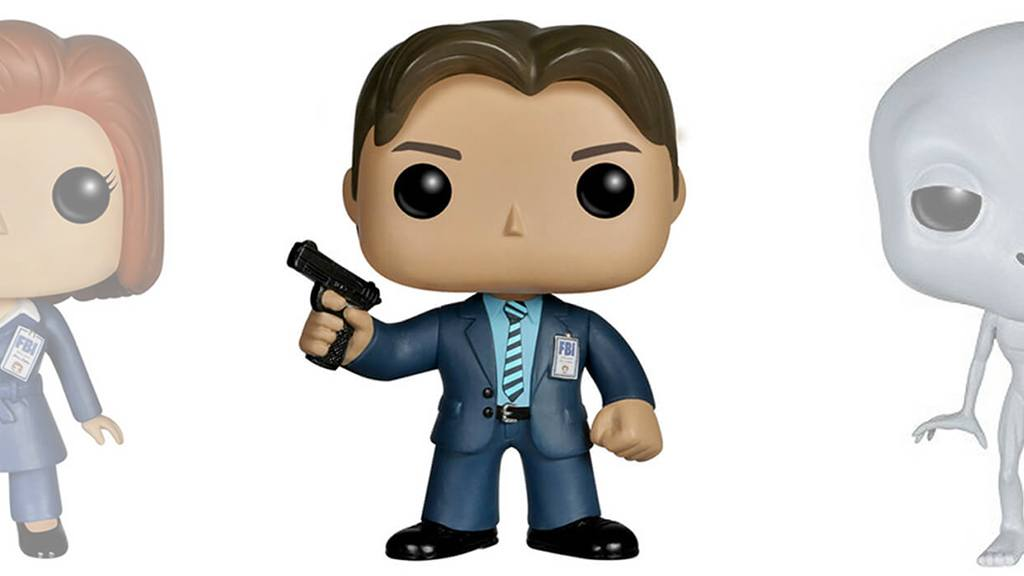 Figurines POP X-Files