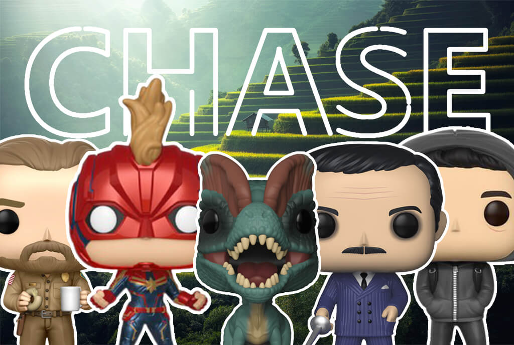Figurines Funko POP! Chase