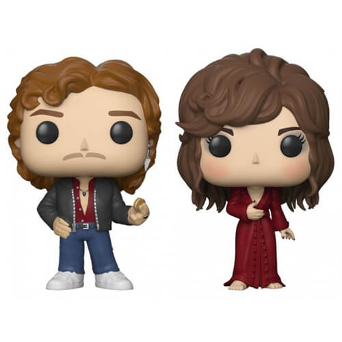 Figurine Billy et Karen (SDCC) (Stranger Things)