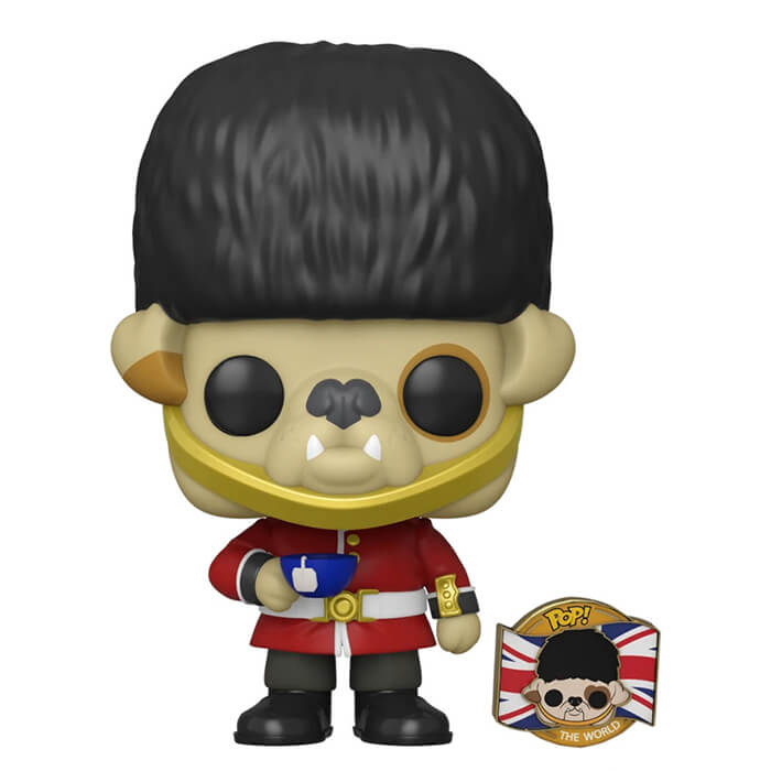 Figurine Funko POP Barkingham (Around The World)