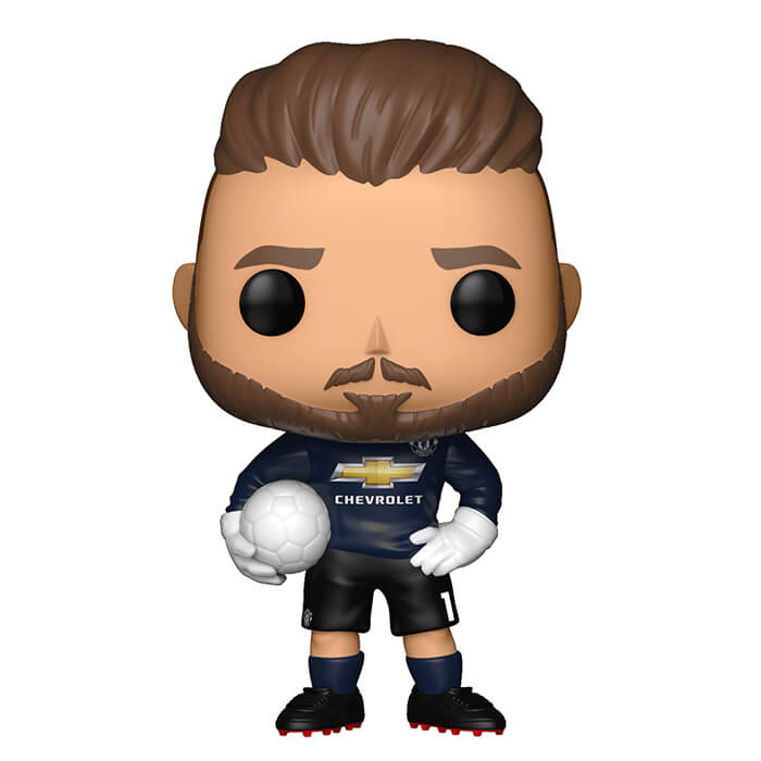 Figurine Funko POP David de Gea (Manchester United) (Premier League)