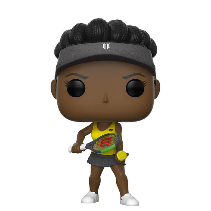 Figurine Venus Williams (Tennis Legends)