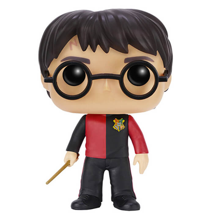Figurine Funko POP Harry en tenue du Tournoi des Trois Sorciers (Harry Potter)