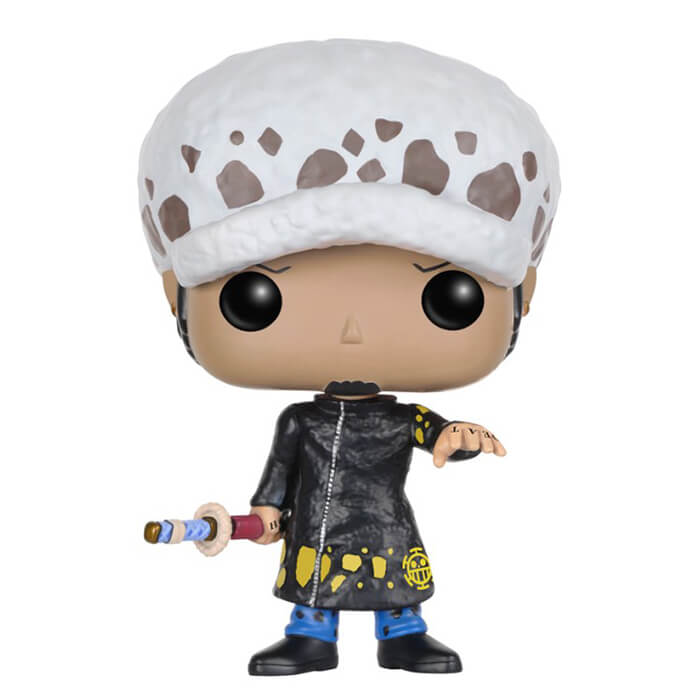 Figurine Funko POP Trafalgar D Water Law