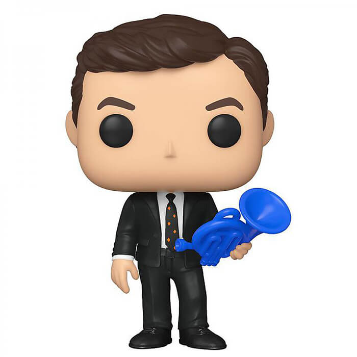 Figurine Funko POP Ted Mosby (How I Met Your Mother)