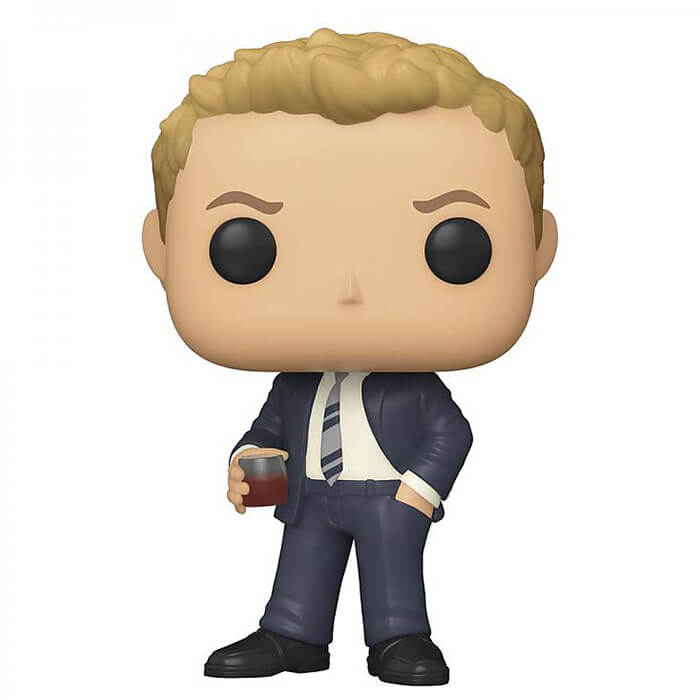 Figurine Barney Stinson (How I Met Your Mother)