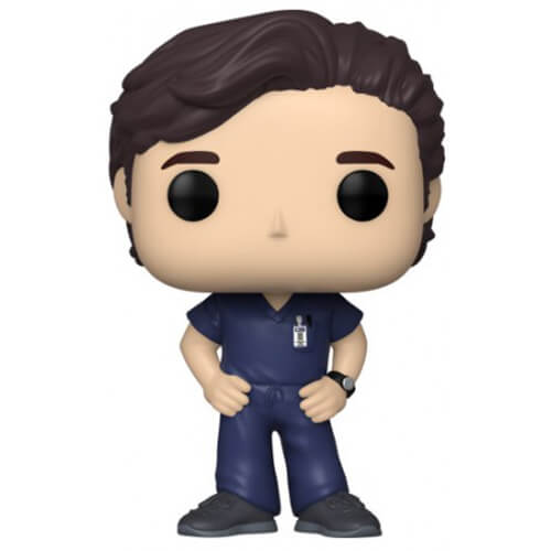 Figurine Funko POP Derek Sheperd (Grey's Anatomy)