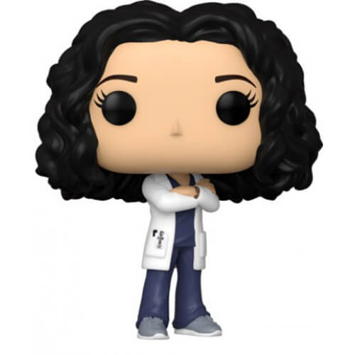 Figurine Funko POP Cristina Yang (Grey's Anatomy)