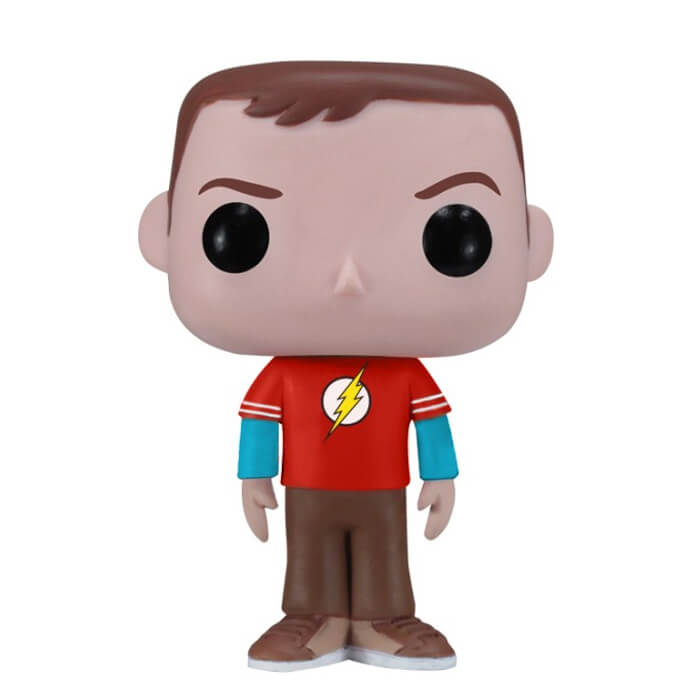 Figurine Funko POP Sheldon Cooper (The Big Bang Theory)