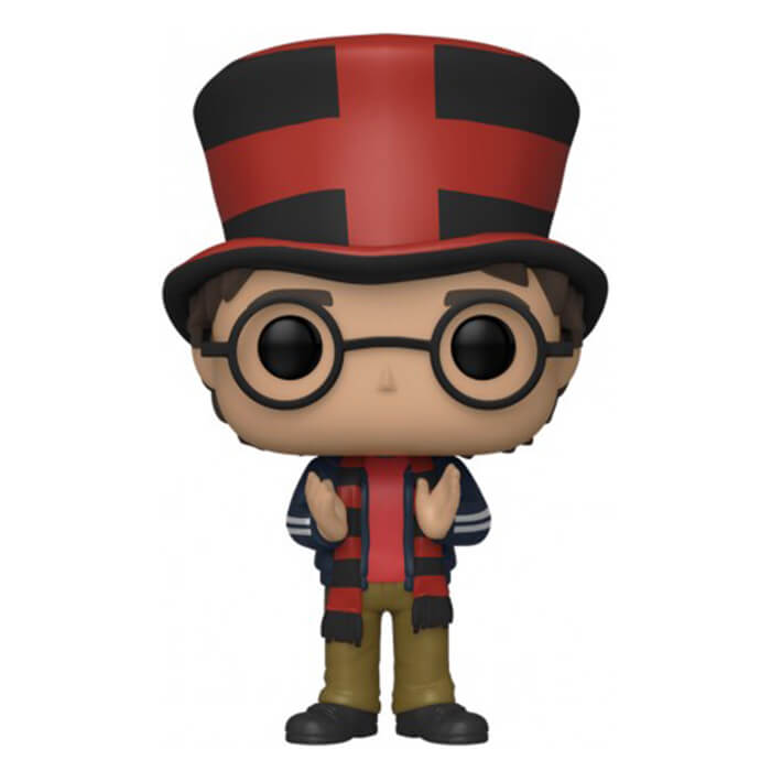 Figurine Funko POP Harry Potter à la Coupe du Monde