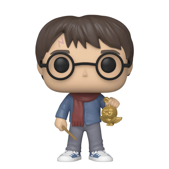 Figurine Harry Potter à Noël (Harry Potter)
