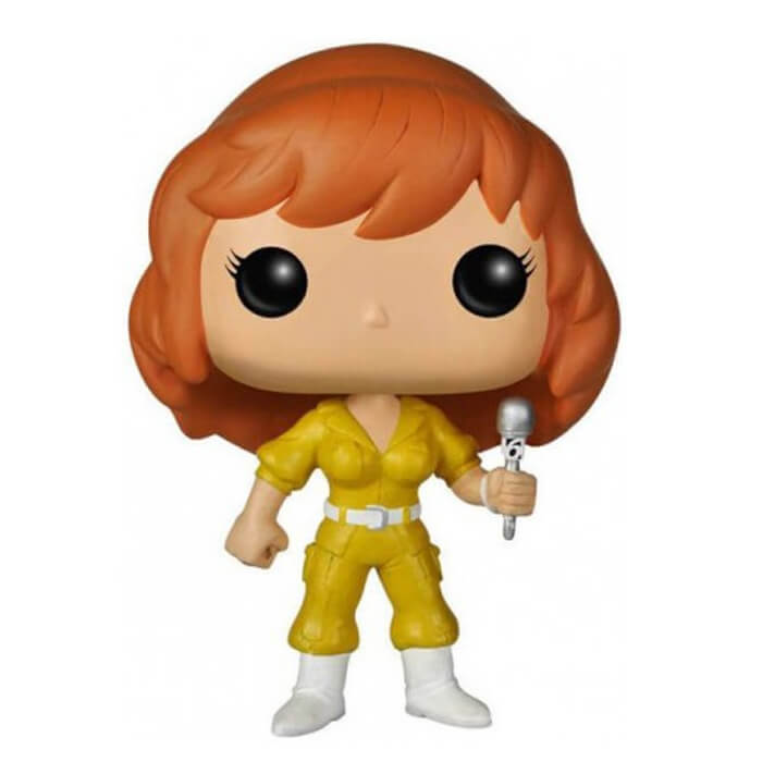 Figurine Funko POP April O'Neil