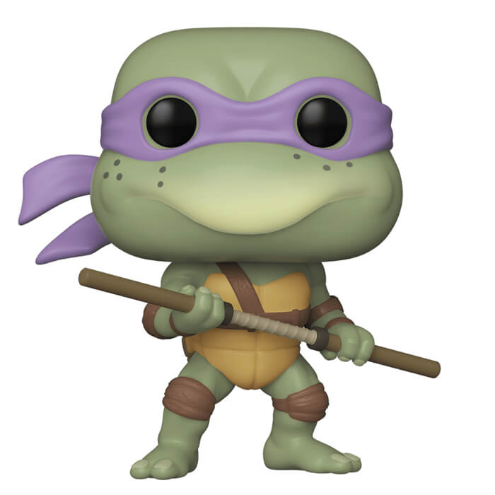Figurine Donatello (Tortues Ninja)