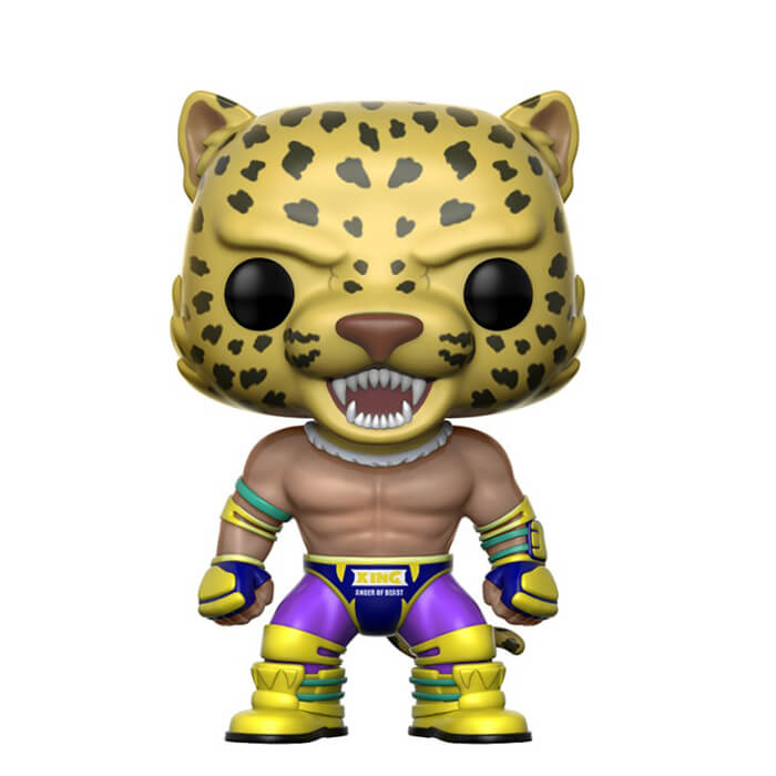 Figurine Funko POP King (Tekken)