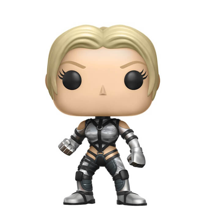 Figurine Funko POP Nina Williams (Argent) (Tekken)