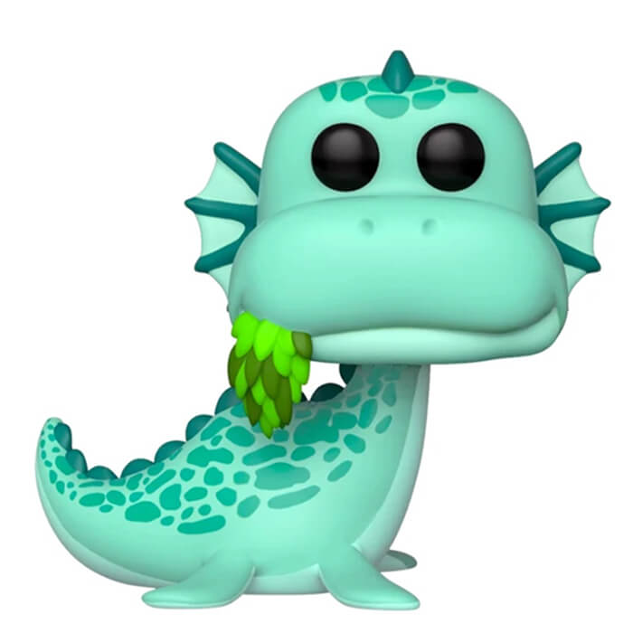 Figurine Funko POP Le monstre du Loch Ness (Glow in The Dark)