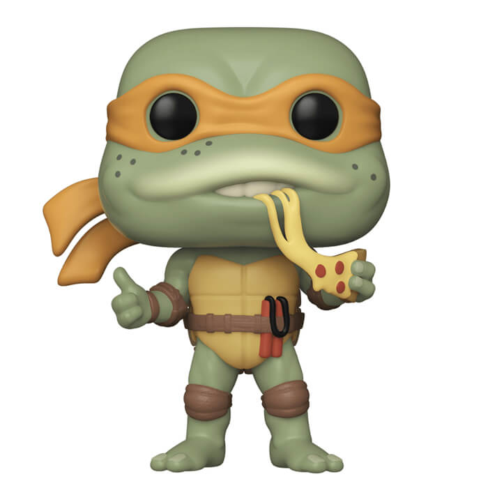 Figurine Michelangelo (Tortues Ninja)