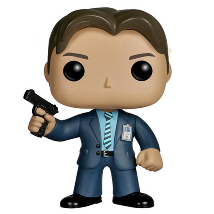 Figurine Fox Mulder (X-Files)