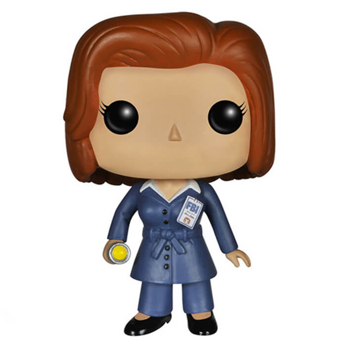 Figurine Dana Scully (X-Files)