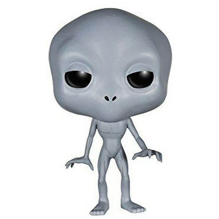 Figurine Alien (X-Files)