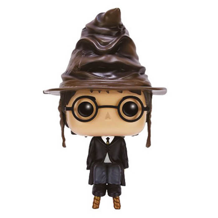 Figurine Funko POP Harry Potter et le Choixpeau magique (Harry Potter)