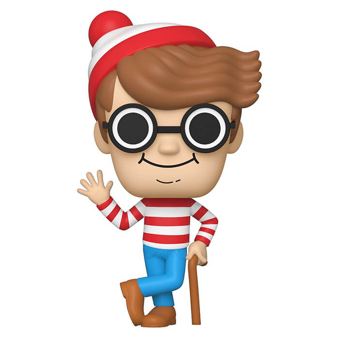 Figurine Funko POP! Waldo