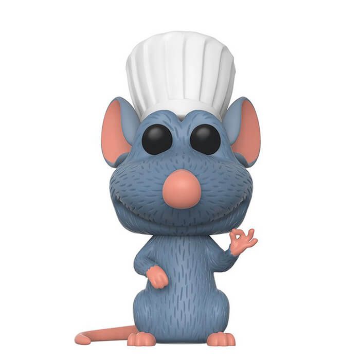 Figurine Funko POP Rémy (Ratatouille)