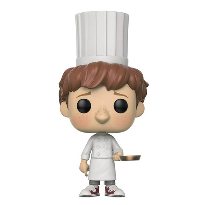Figurine Funko POP Alfredo Linguini (Ratatouille)